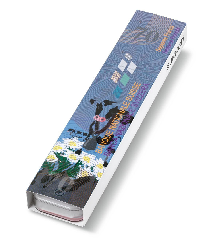 SEPTANTE BLUE - SUOZ181