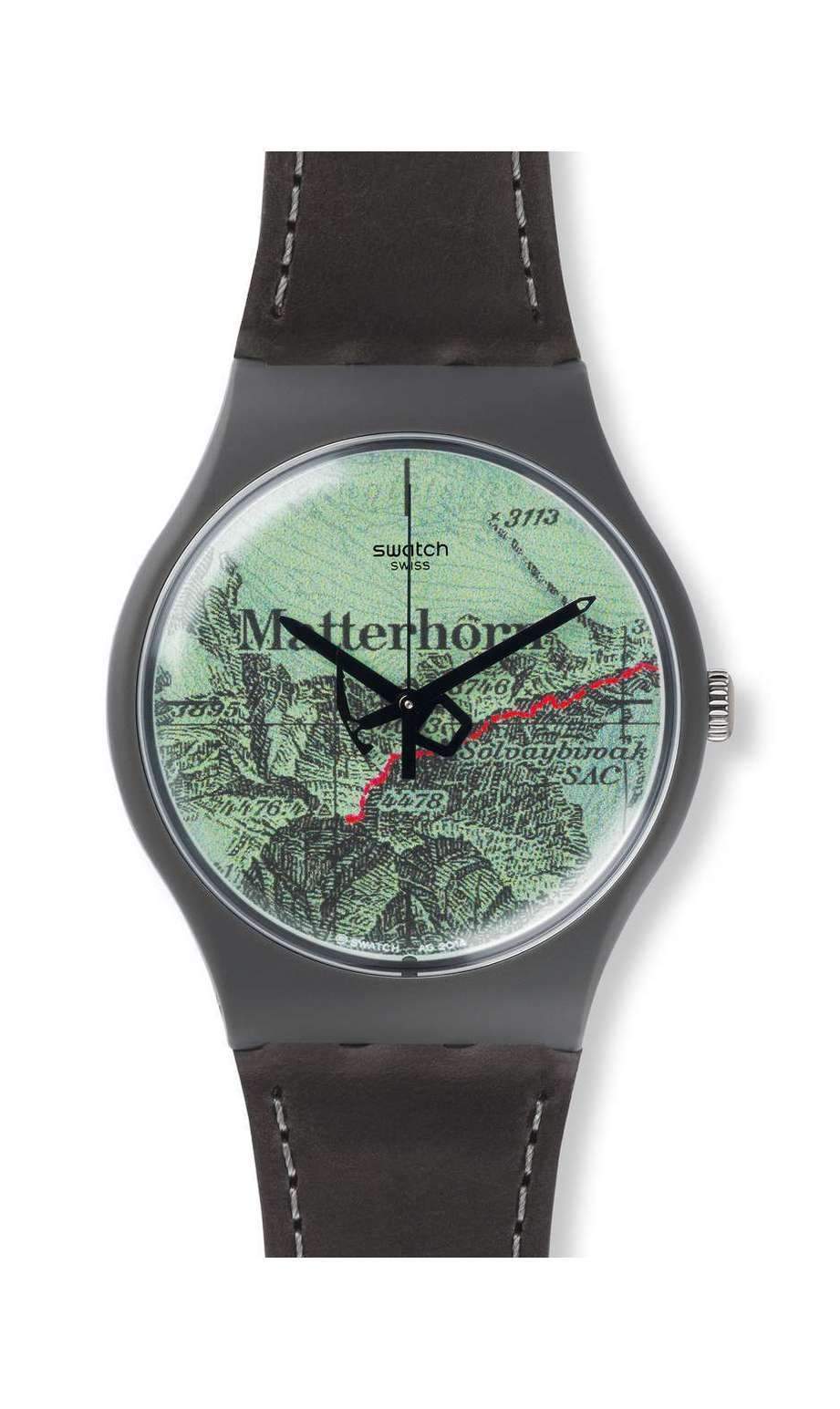Swatch - SWATCH THE ROUTE - 1