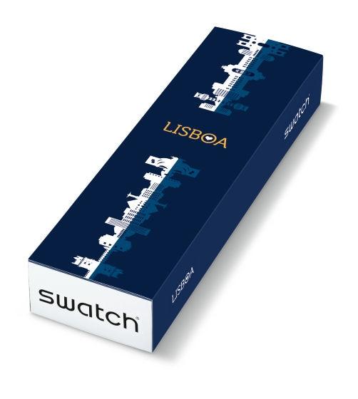 SWATCH LISBOA - SUOZ211