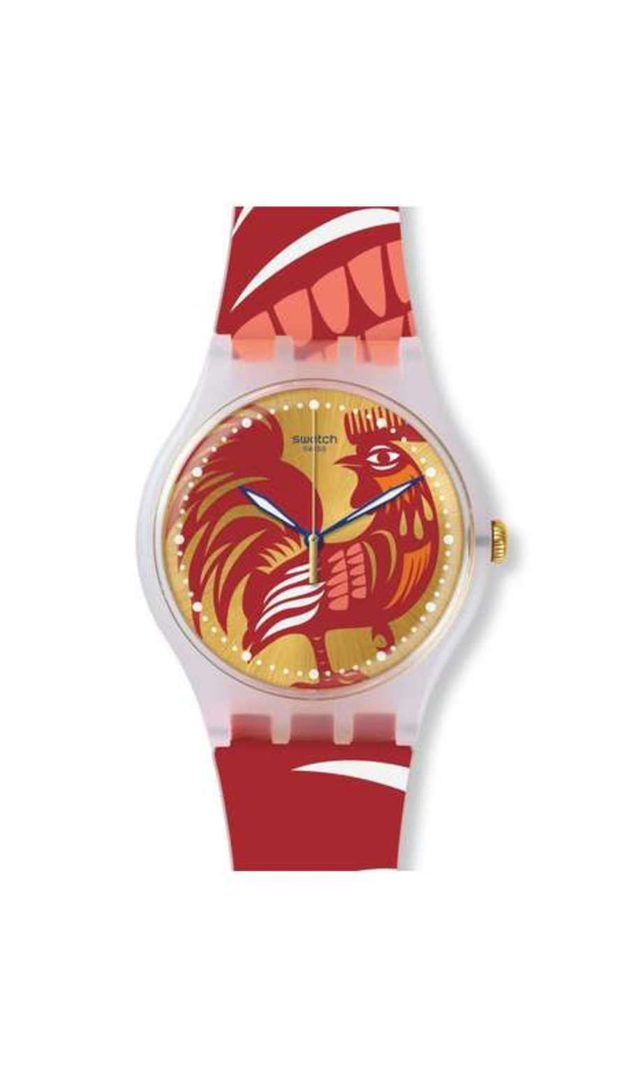 Swatch - ROCKING ROOSTER - 1