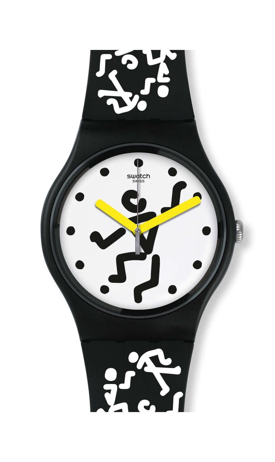 Swatch - ZANAKA - 1