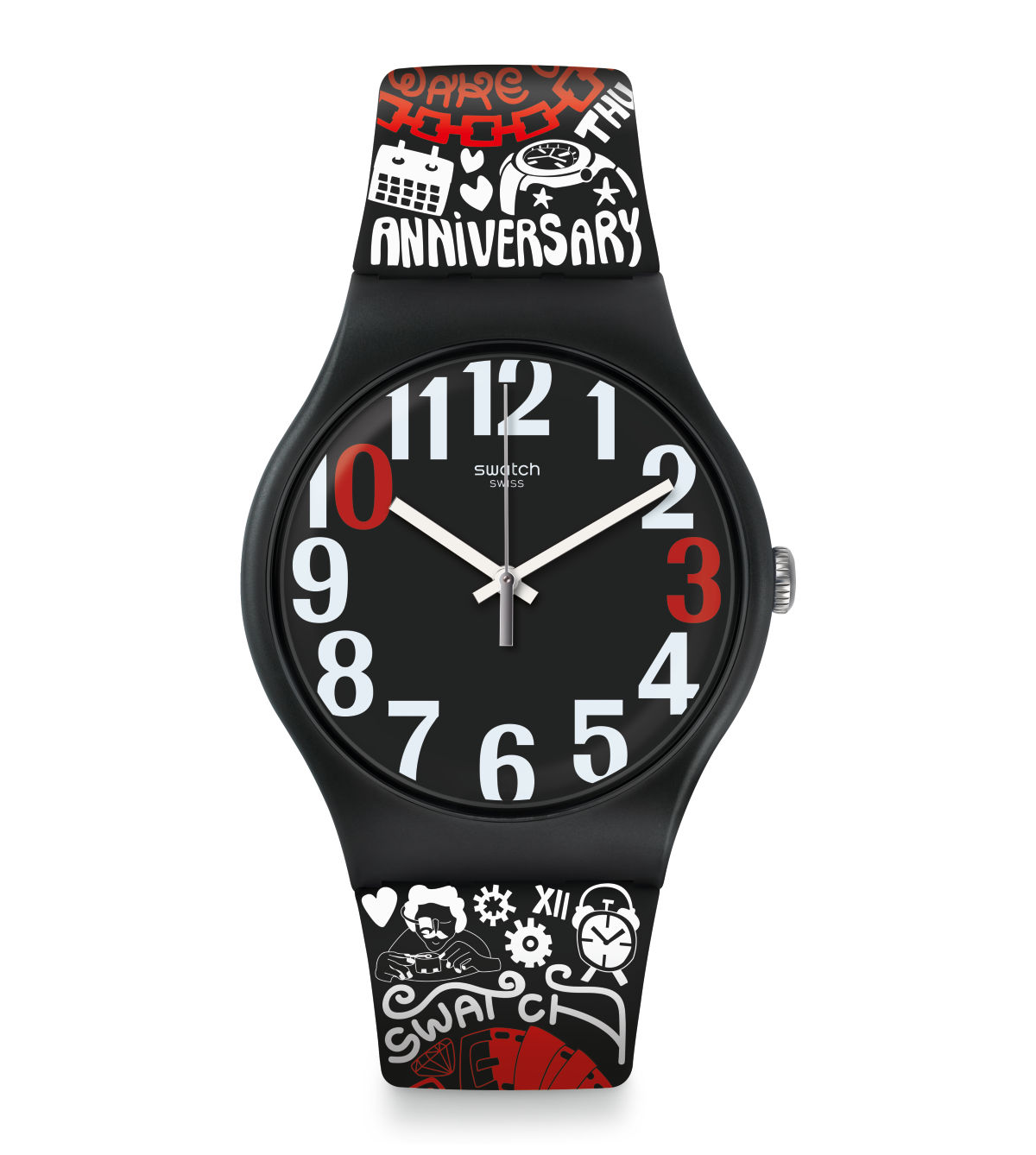 30 AND TICKING (SUOZ322) - Swatch® Indonesia