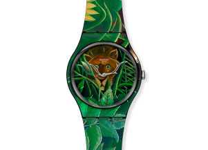 Product THE DREAM BY HENRI ROUSSEAU, THE WATCH with SKU SUOZ333