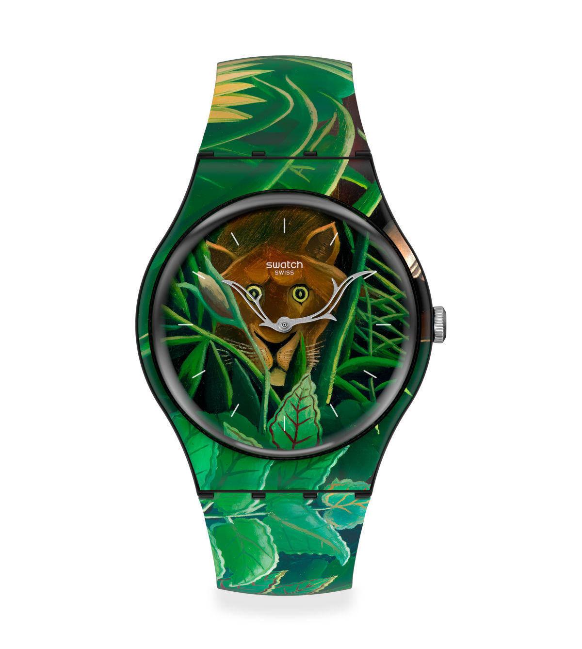 THE DREAM BY HENRI ROUSSEAU, THE WATCH - SUOZ333