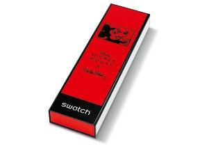 Product MICKEY BLANC SUR NOIR with SKU SUOZ337