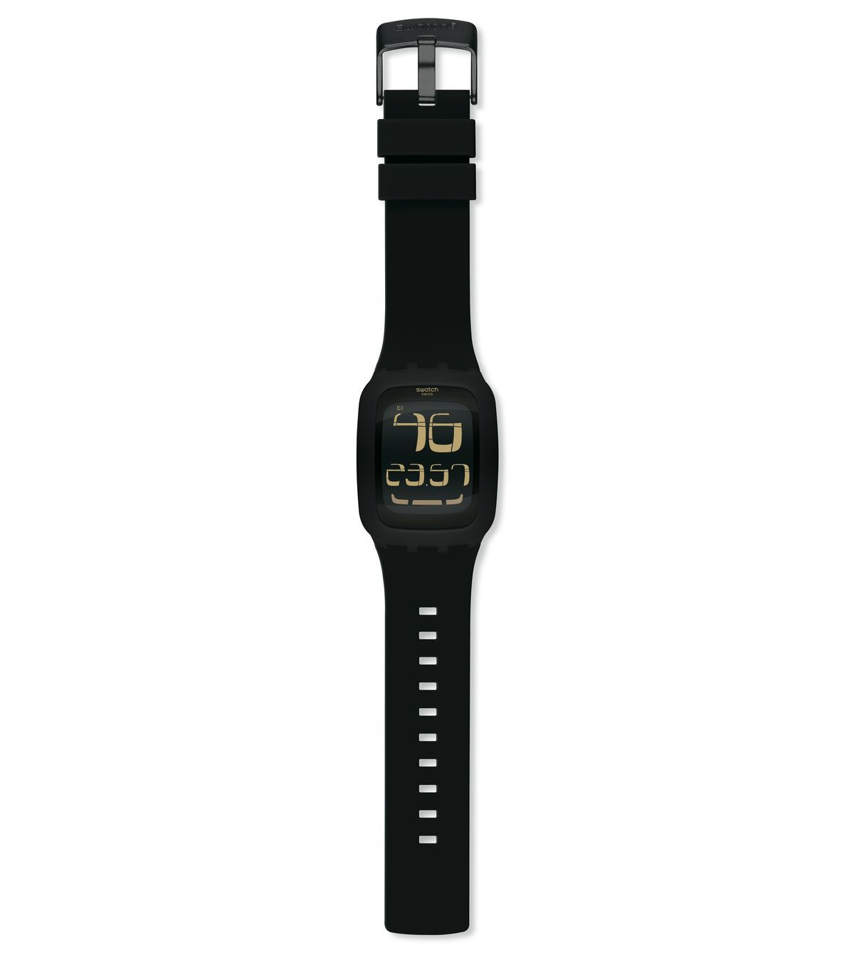SWATCH TOUCH BLACK - SURB100