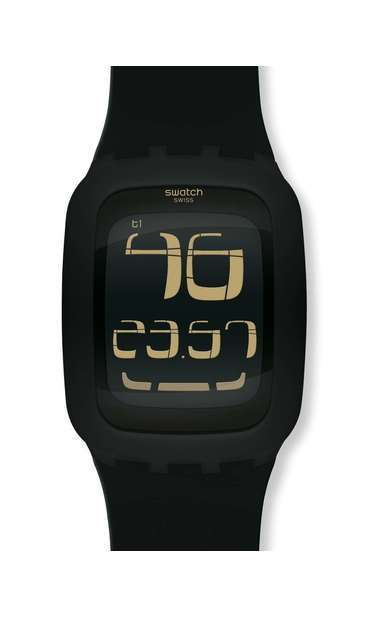SWATCH TOUCH BLACK