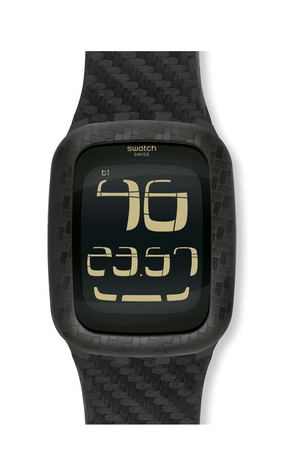 Swatch - CARBON FEVER - 1