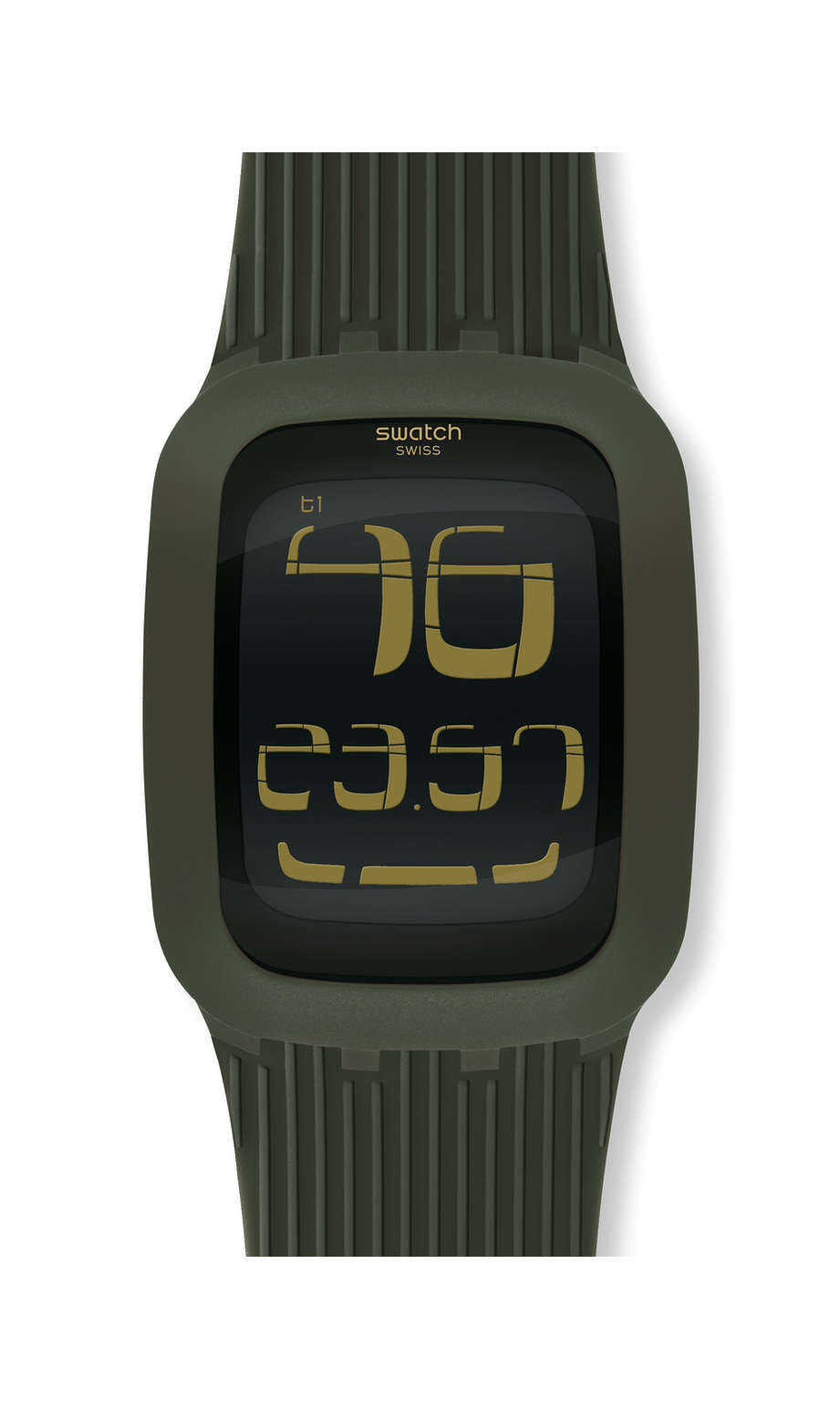 Swatch - SWATCH TOUCH OLIVE - 1