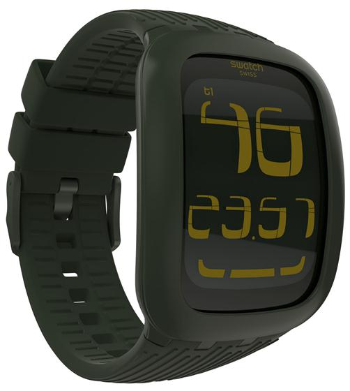 SWATCH TOUCH OLIVE