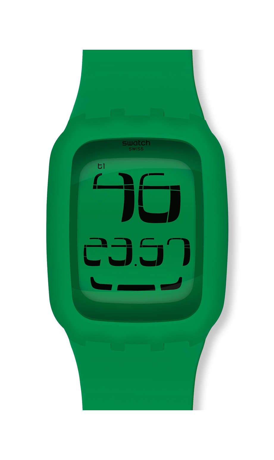 Swatch - SWATCH TOUCH GREEN - 1