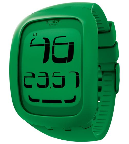 SWATCH TOUCH GREEN - SURG102