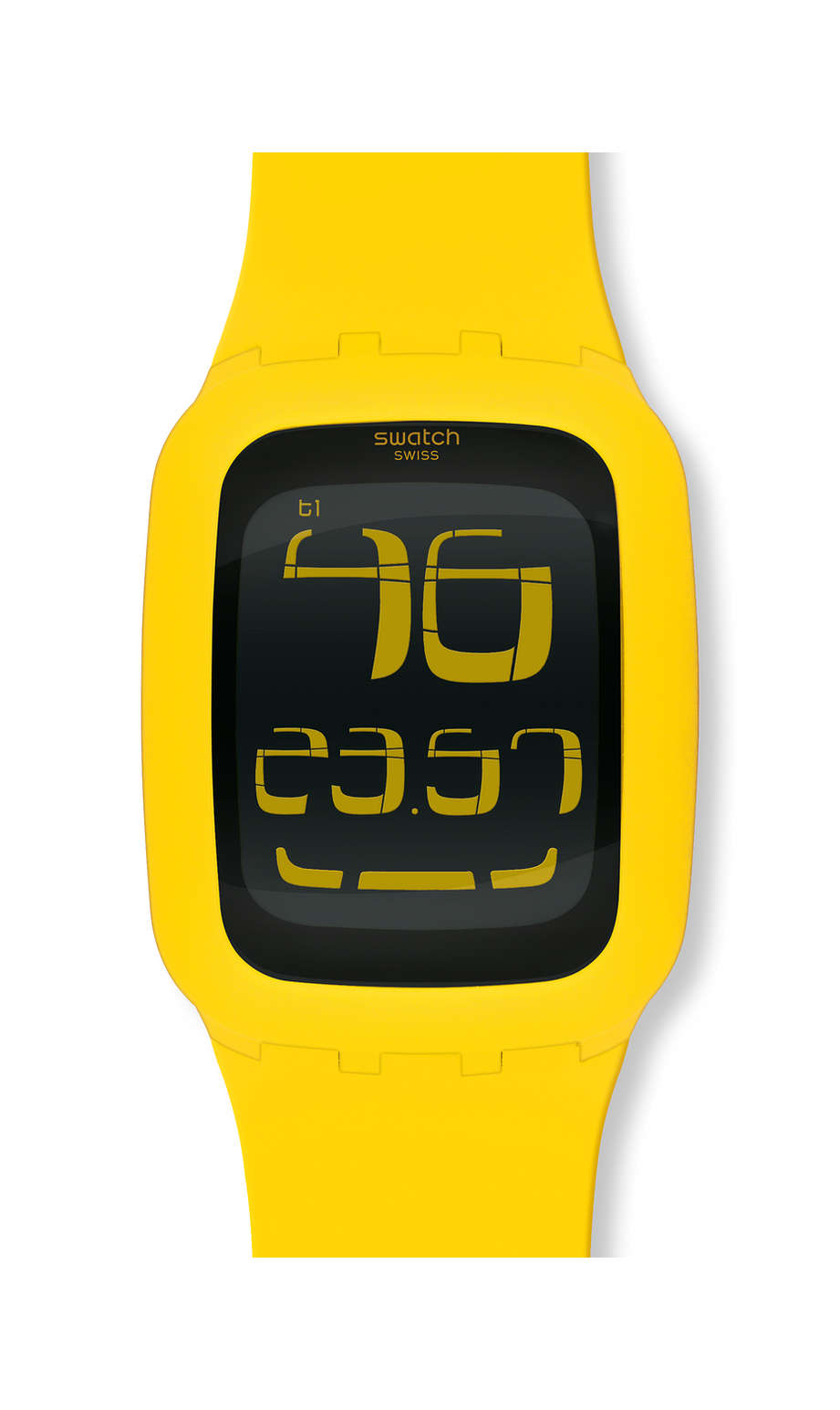 Swatch - SWATCH TOUCH YELLOW - 1