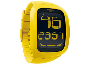 SWATCH TOUCH YELLOW