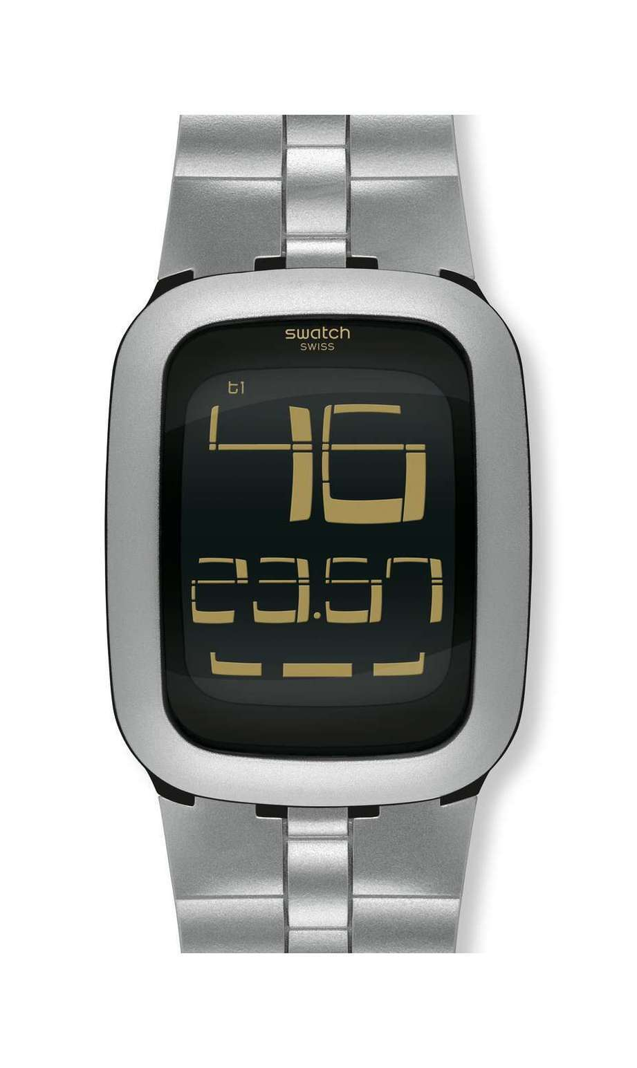 Swatch - SILVER BUMP - 1