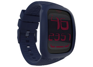 SWATCH TOUCH DARK BLUE