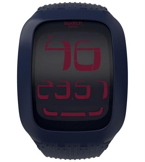 SWATCH TOUCH DARK BLUE - SURN101