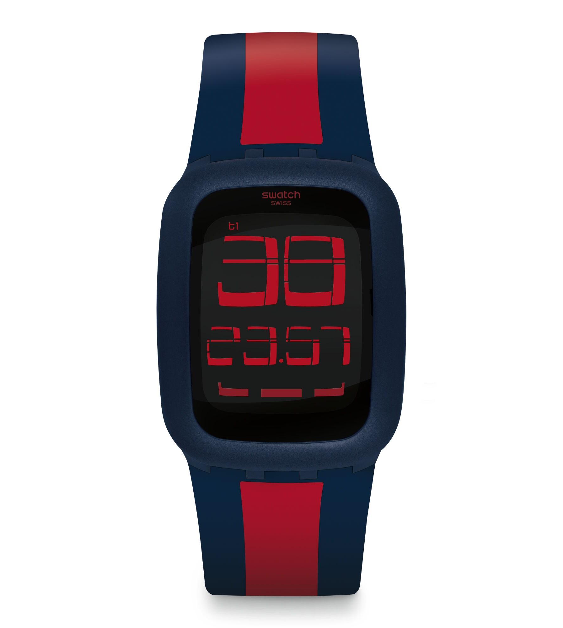 Blueamp; Swatch Touch Red Dark WDI9EH2