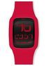 SWATCH TOUCH CHILI