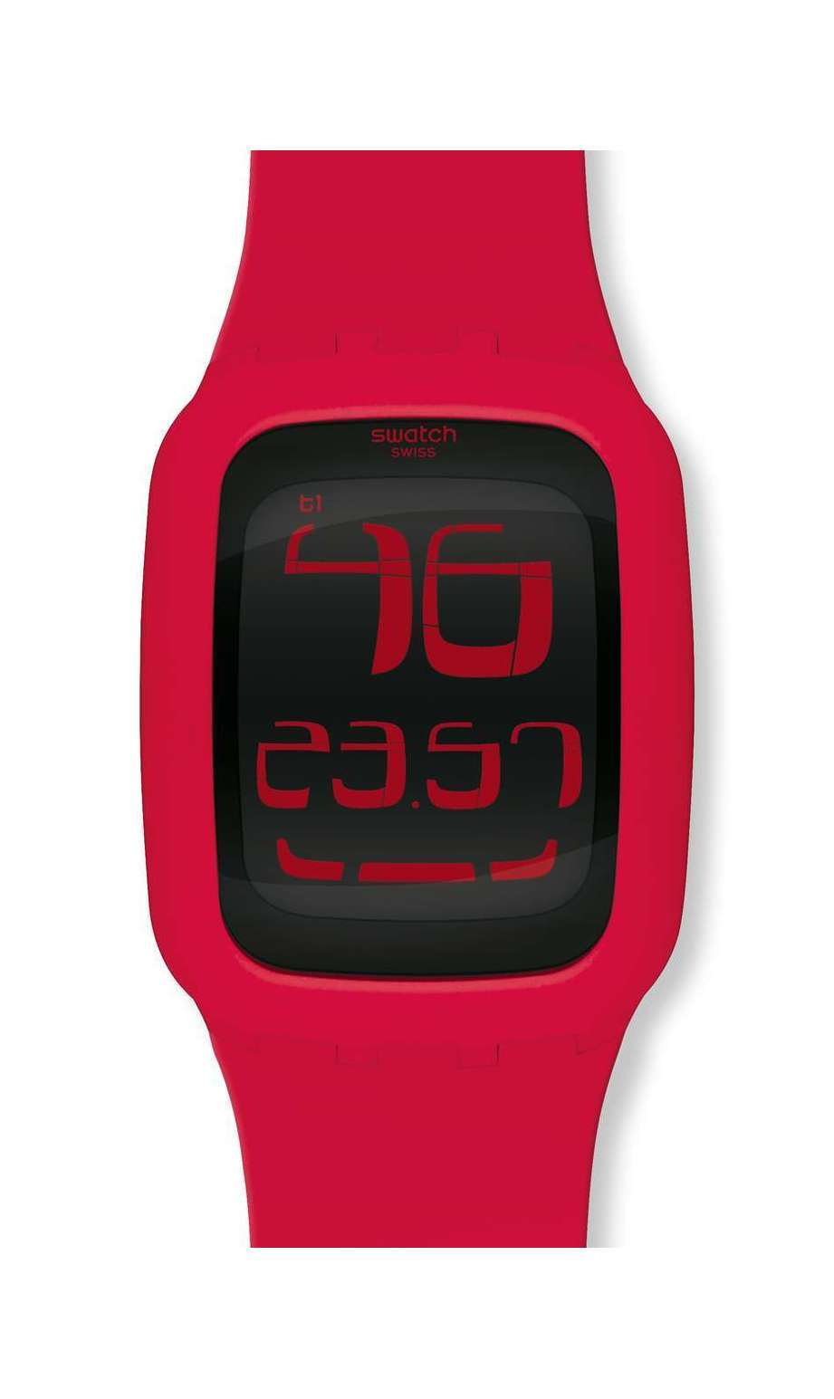 Swatch - SWATCH TOUCH CHILI - 1