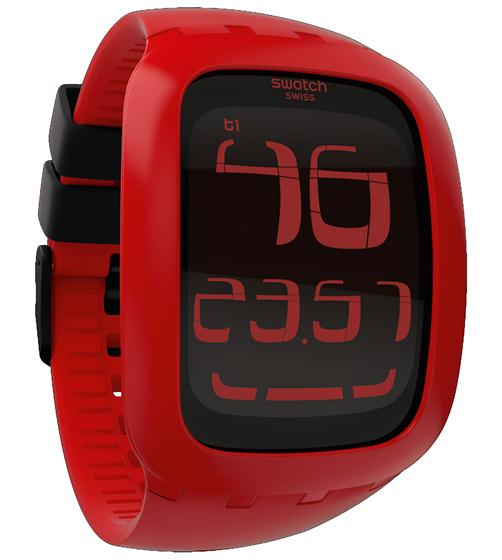 SWATCH TOUCH CHILI - SURR102
