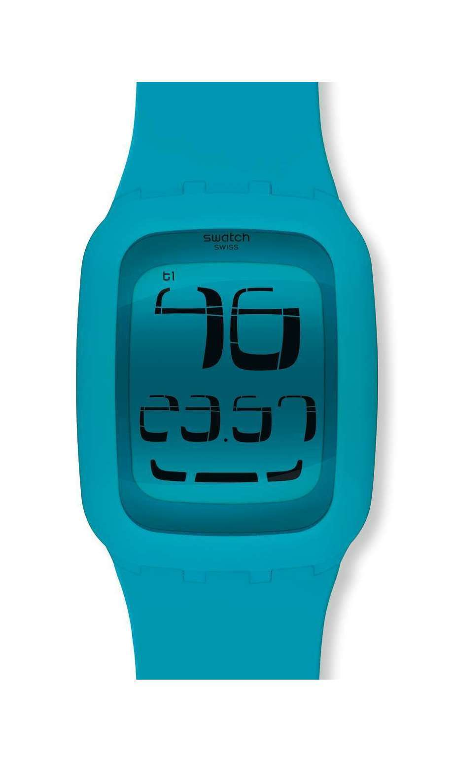Swatch - SWATCH TOUCH BLUE - 1