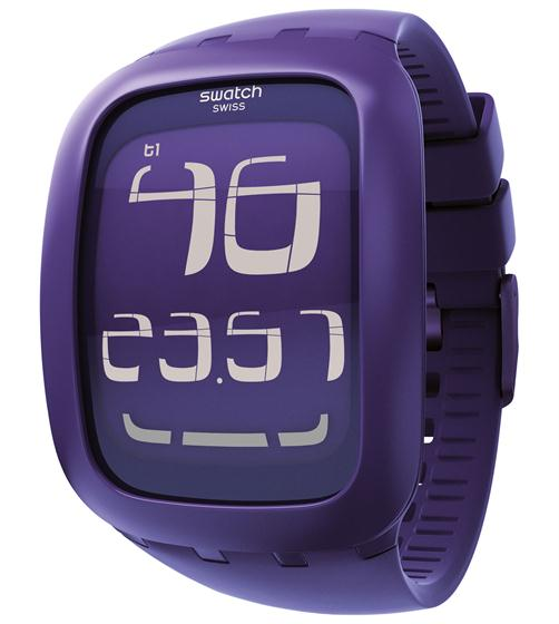SWATCH TOUCH PURPLE - SURV100