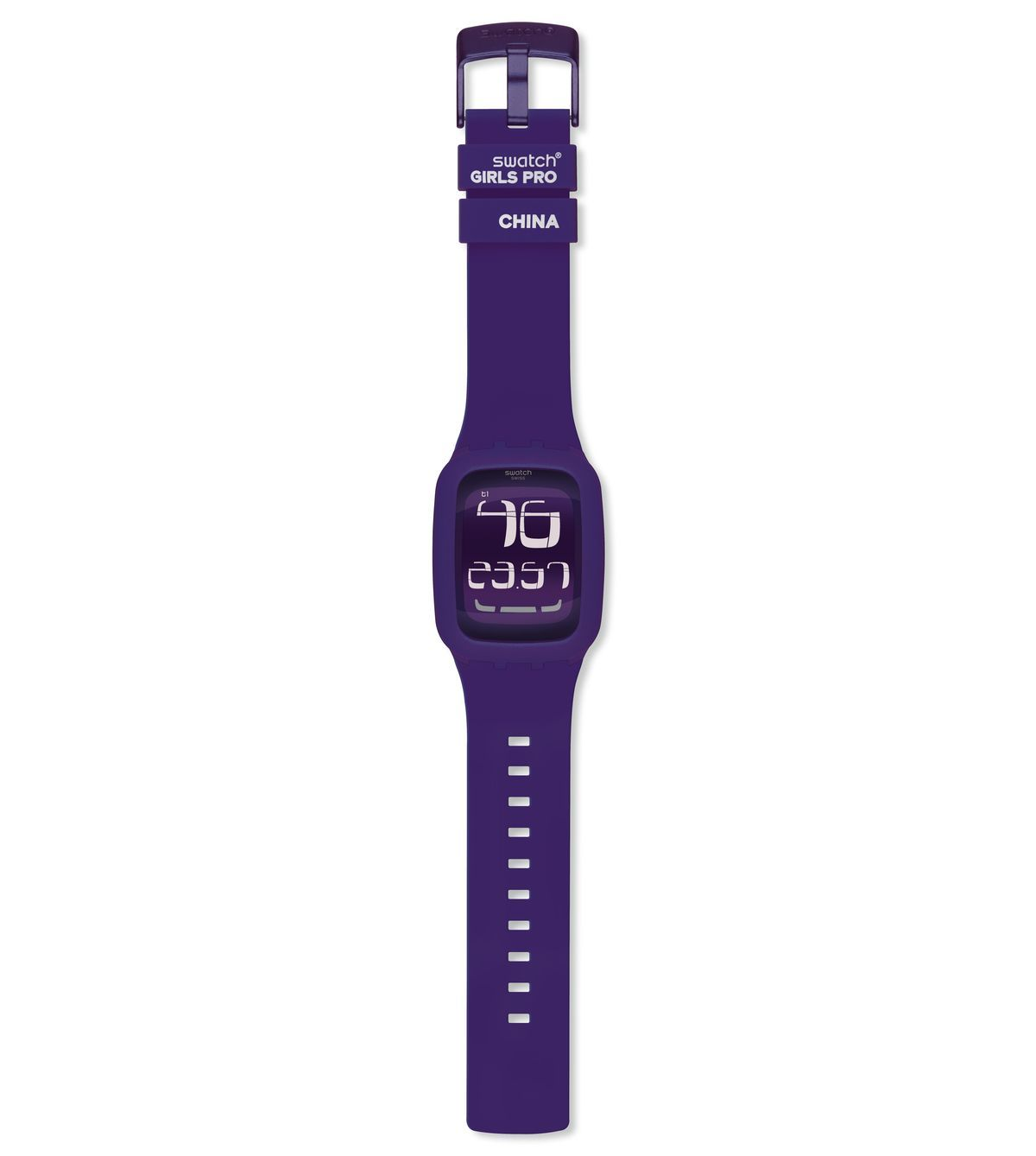 SWATCH TOUCH PURPLE/ GIRLS PRO SANYA 201 - SURV100C