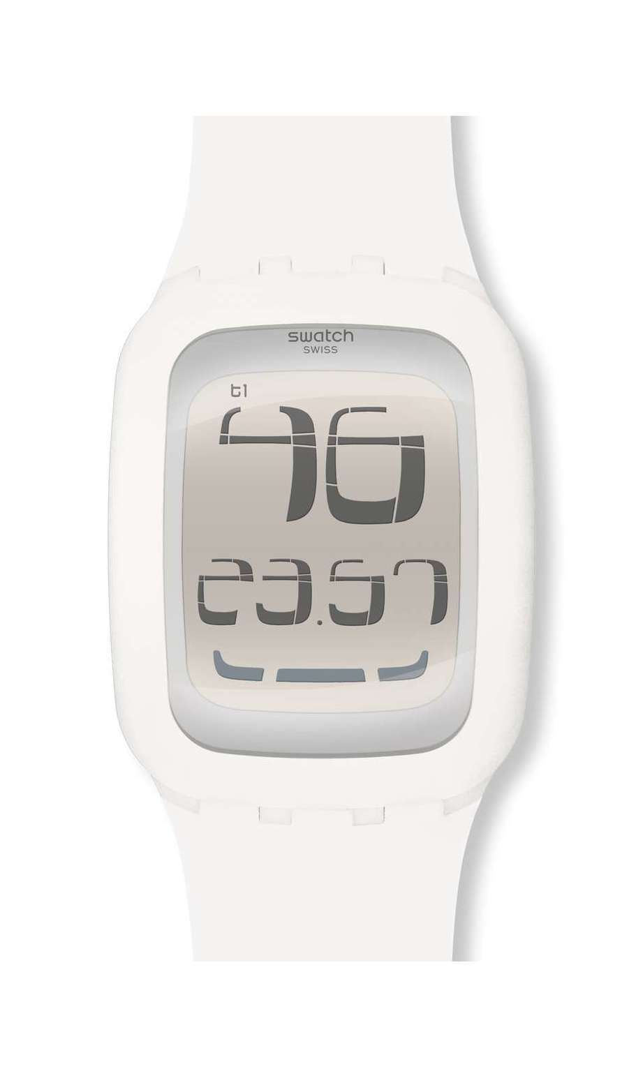 Swatch - SWATCH TOUCH WHITE - 1
