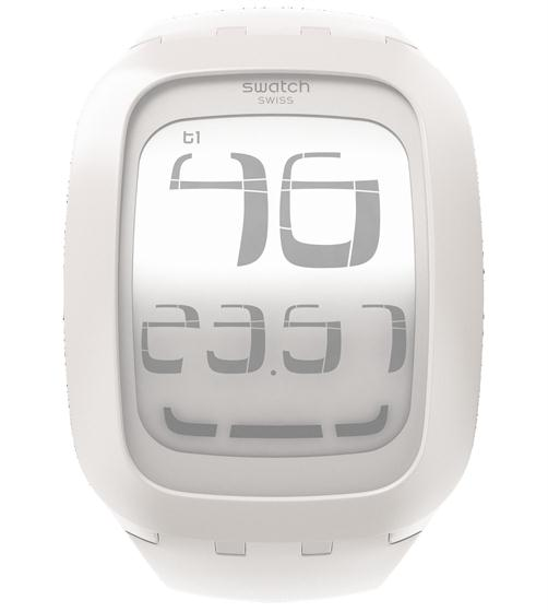 SWATCH TOUCH WHITE - SURW100