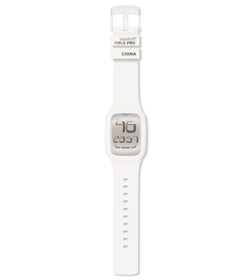 SWATCH TOUCH WHITE/ GIRLS PRO SANYA 2011