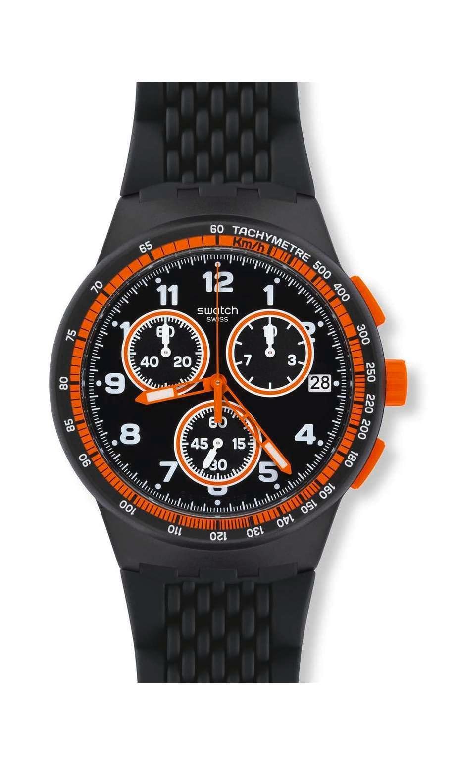 Swatch - NEROLINO - 1