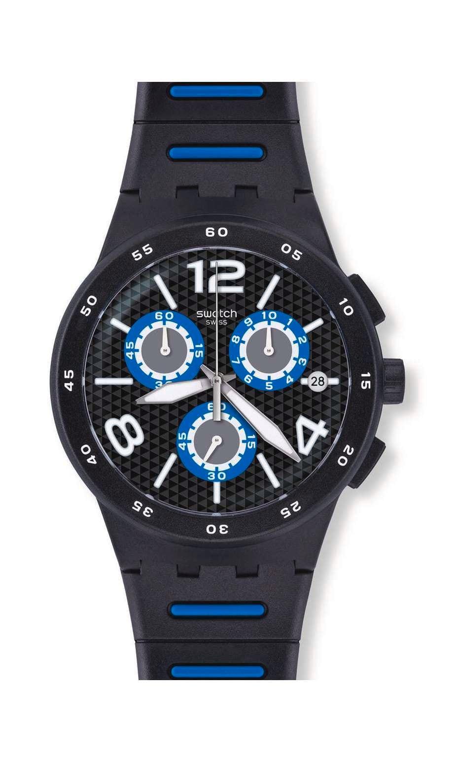 Swatch - BLACK SPY - 1