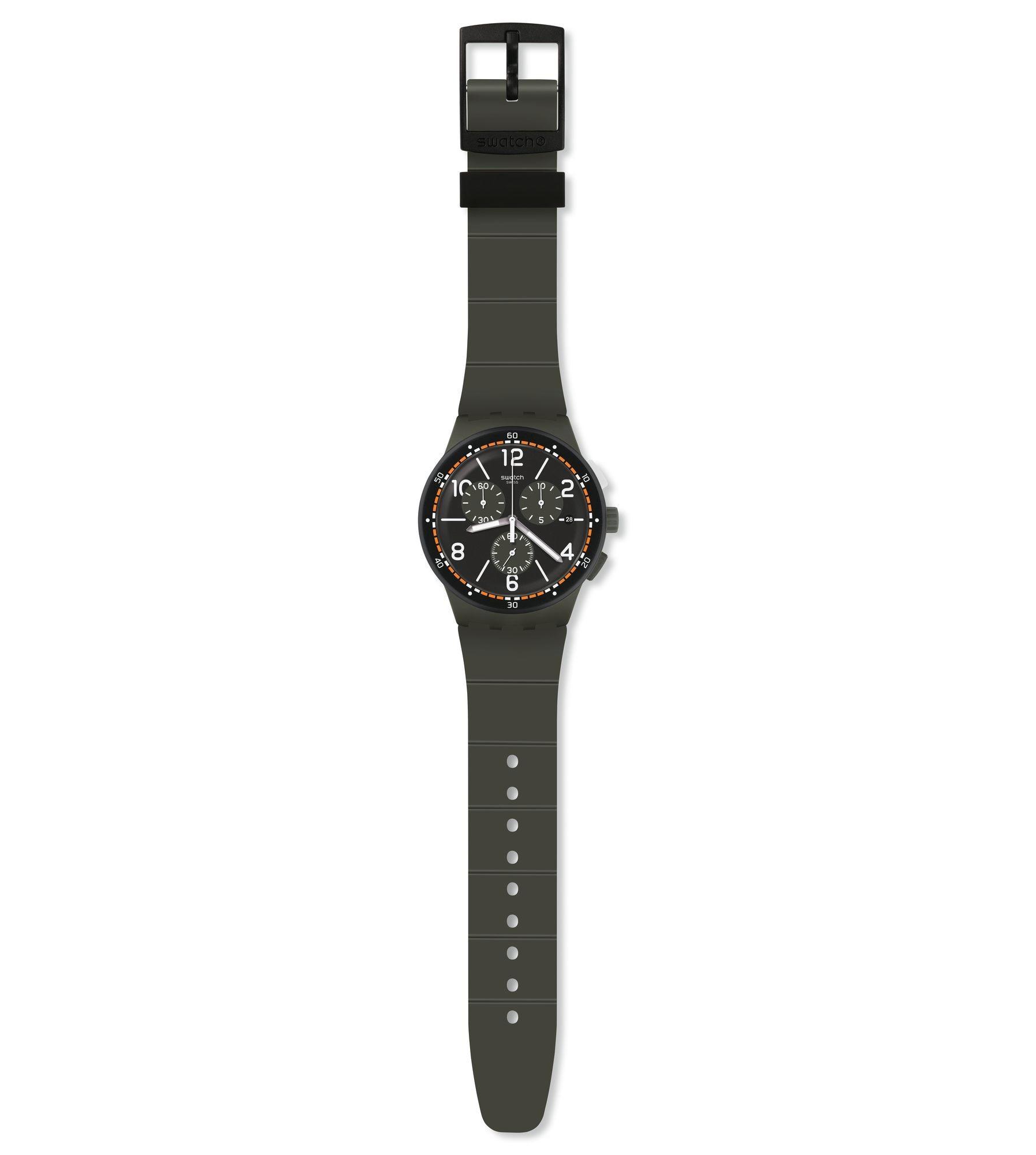 Swatch® United States   Chrono (Ø 42MM) K KI SUSM405
