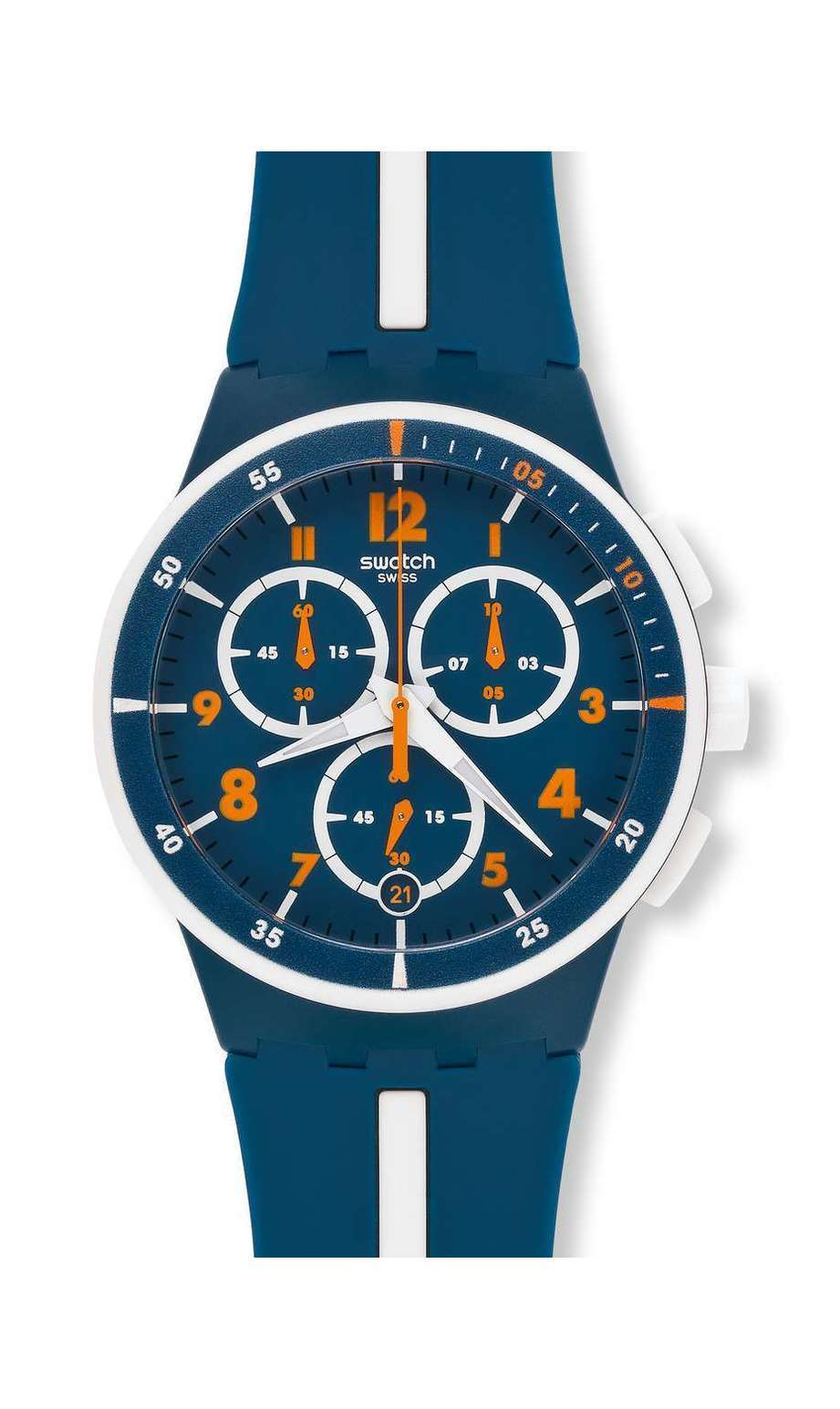 Swatch - WHITESPEED - 1