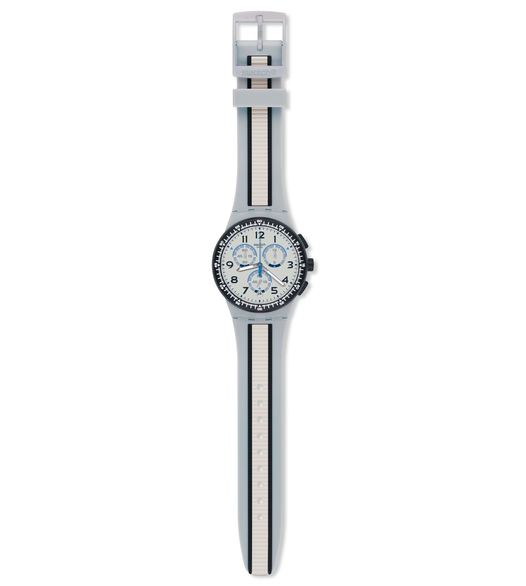 f9dca4274ef Swatch® Portugal - Chrono (Ø 42MM) MIRKOLINO SUSS401