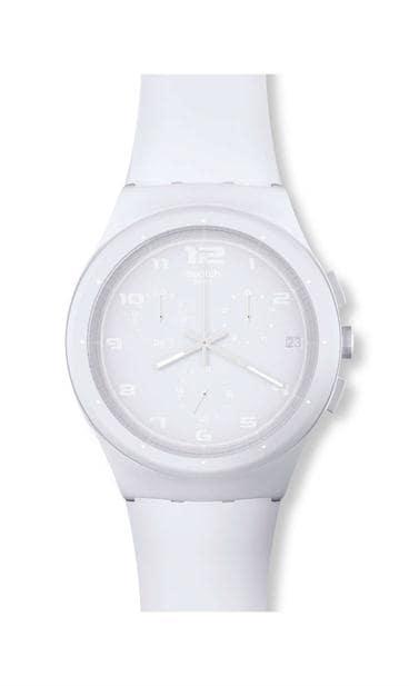 BASIC WHITE SGP CHINA 2012