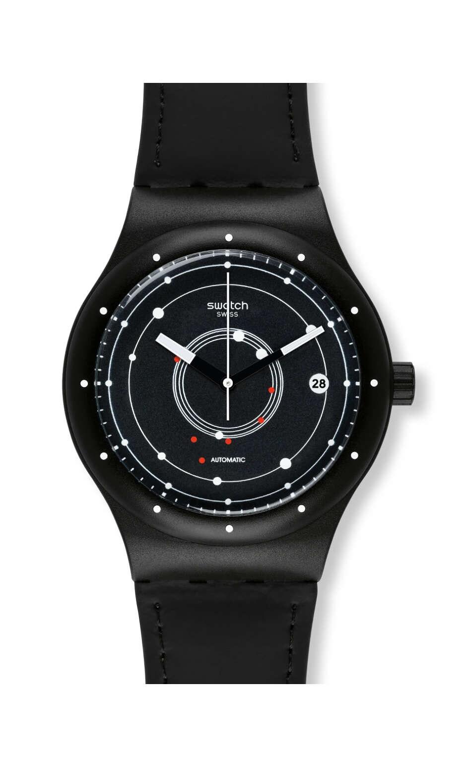 Swatch - SISTEM BLACK - 1
