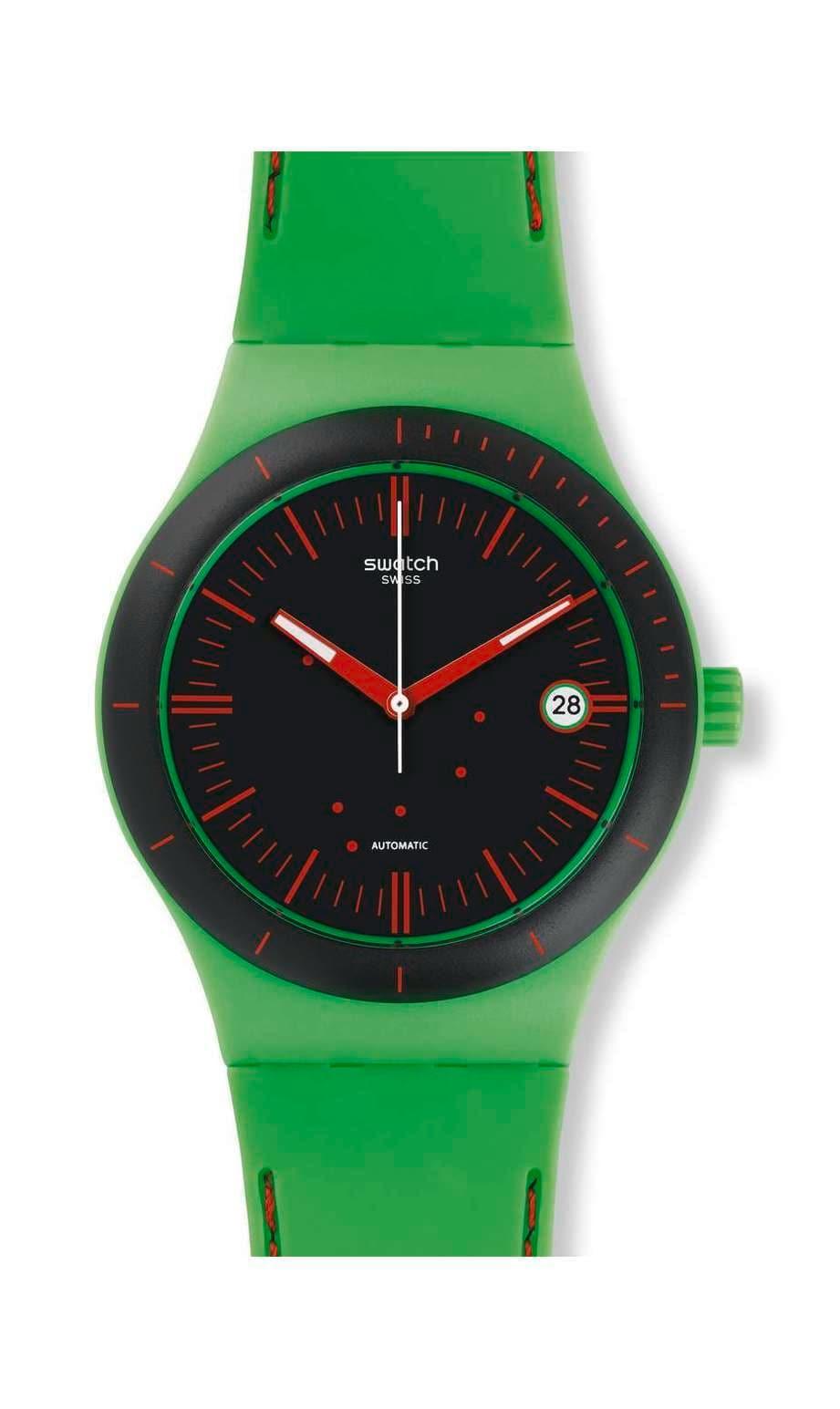 Swatch - SISTEM FROG - 1