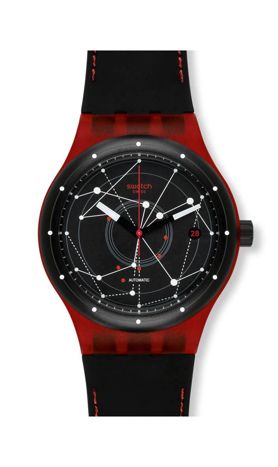 Swatch - SISTEM RED - 1