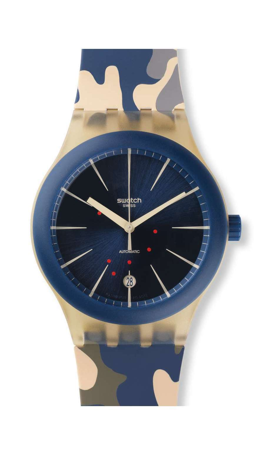 Swatch - SISTEM INCOGNITO - 1