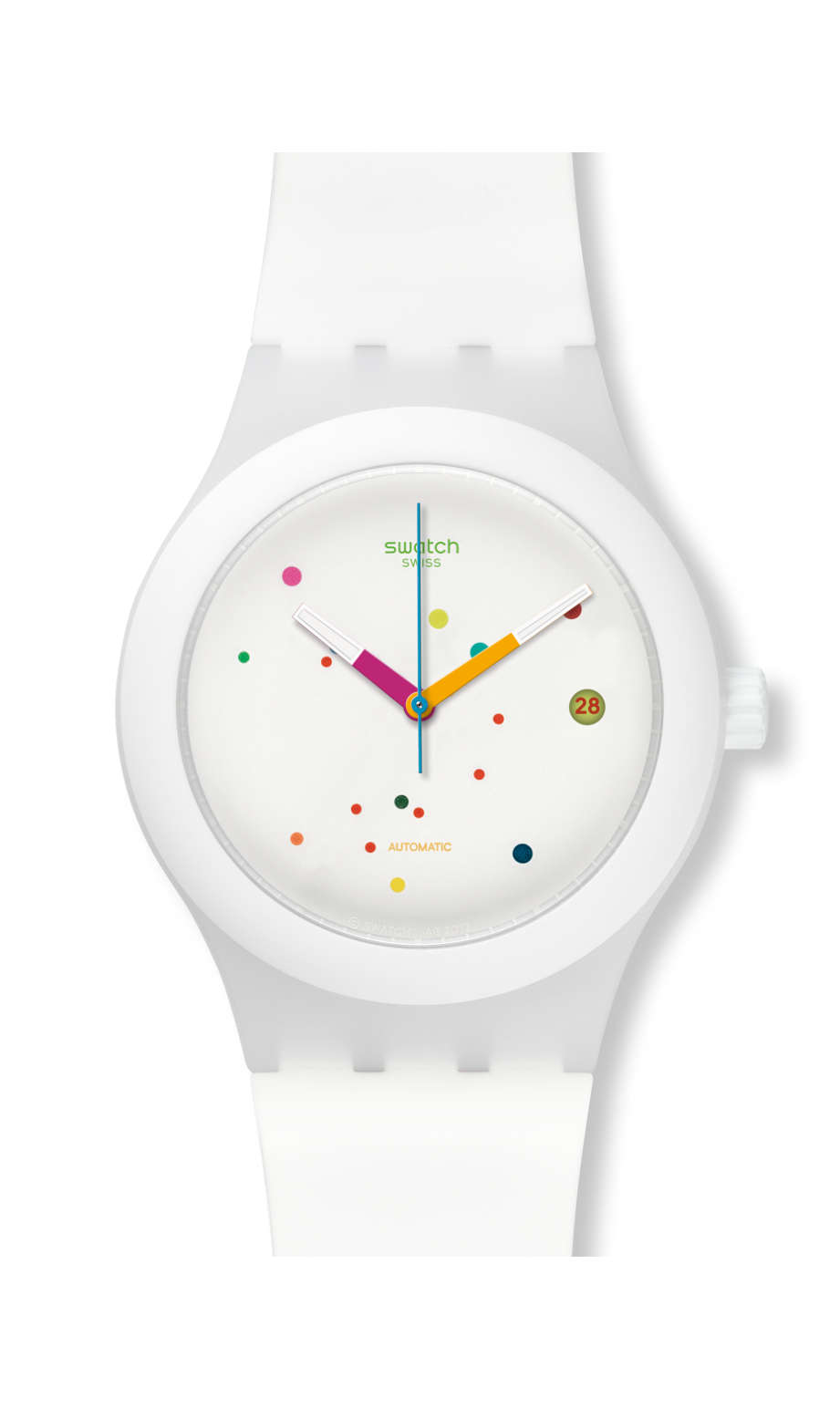 Swatch - SISTEM WHITE - 1