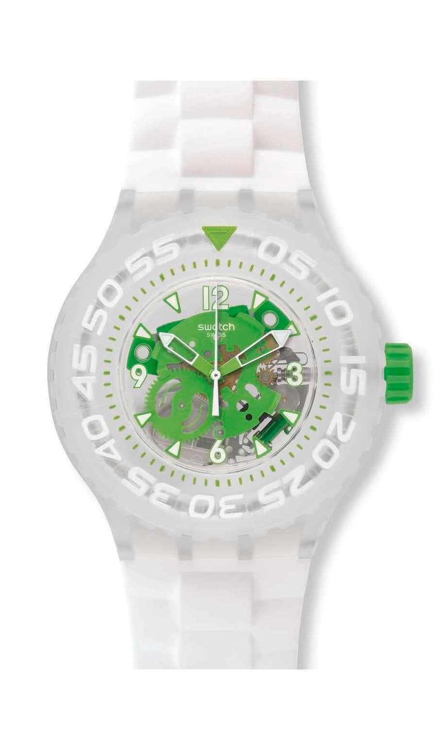 Swatch - CHLOROFISH - 1