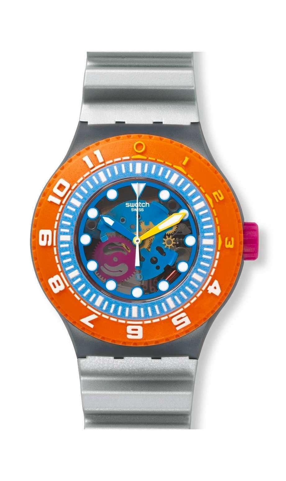Swatch - SEA-THROUGH - 1