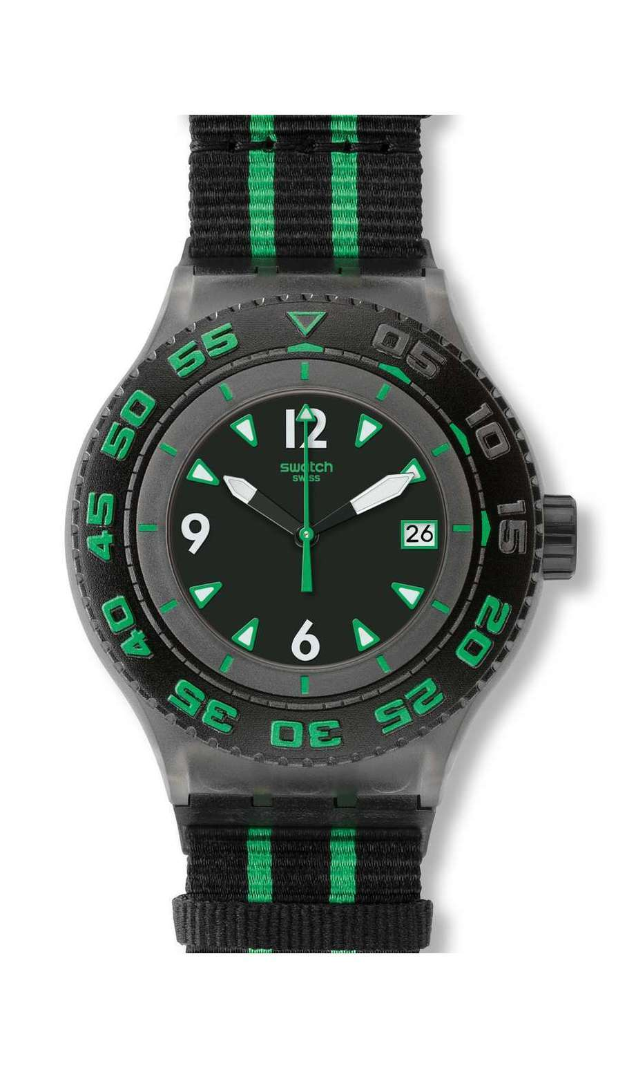 Swatch - DEEP TURTLE - 1