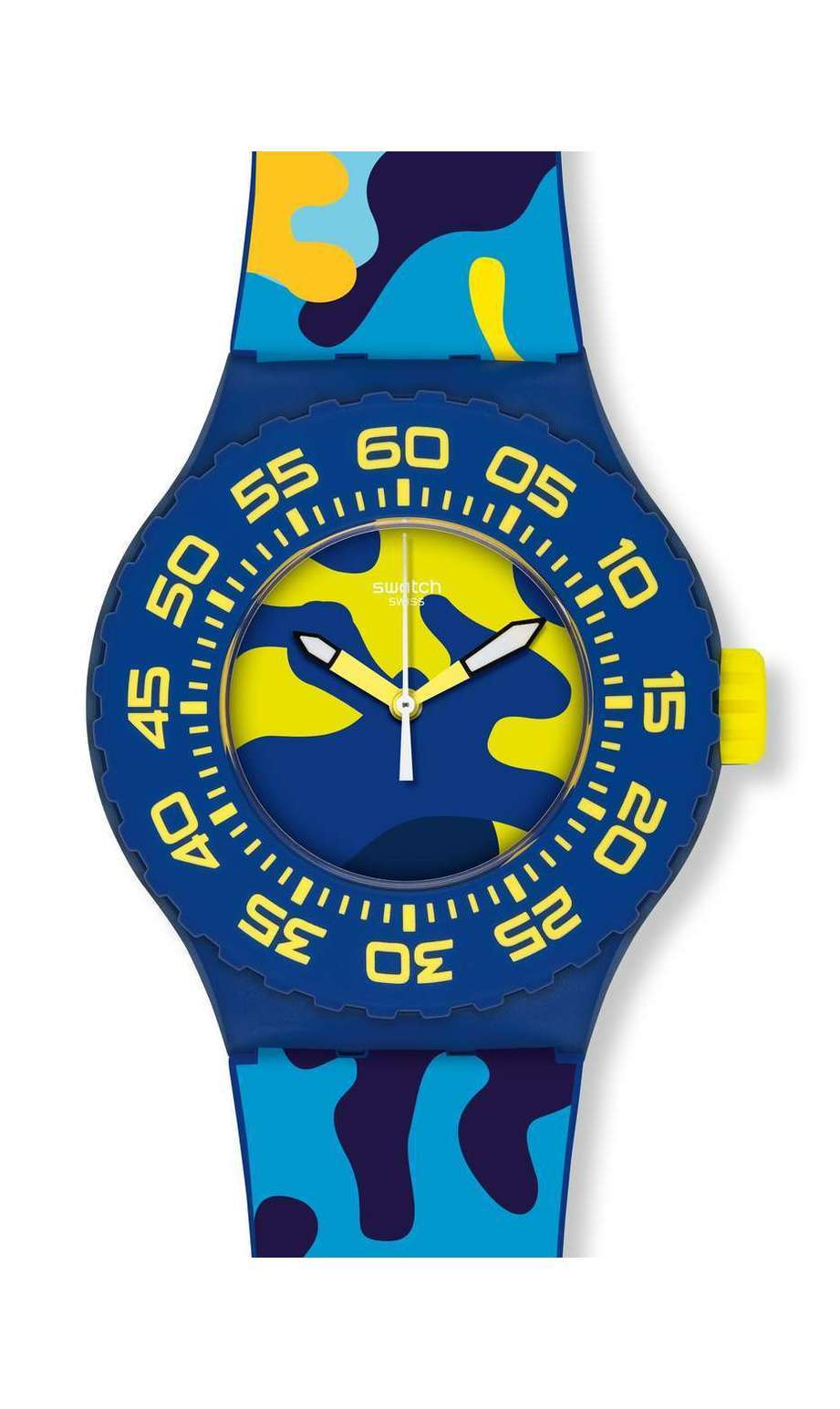Swatch - OUT IN THE WILD - 1