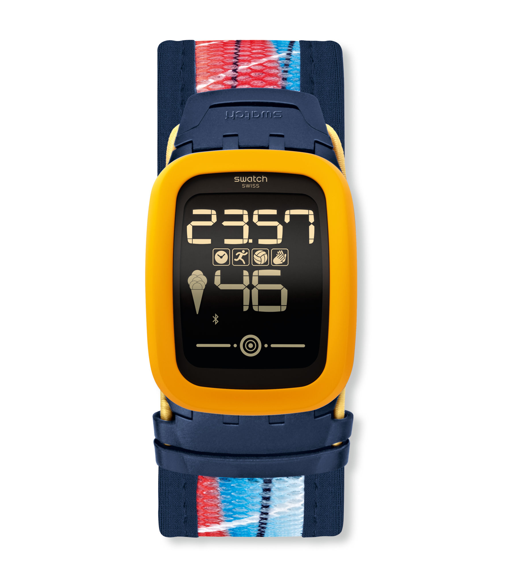 342bd55ae2c Swatch® United Kingdom - Swatch Touch Zero 1 SUNZERO SUVN100