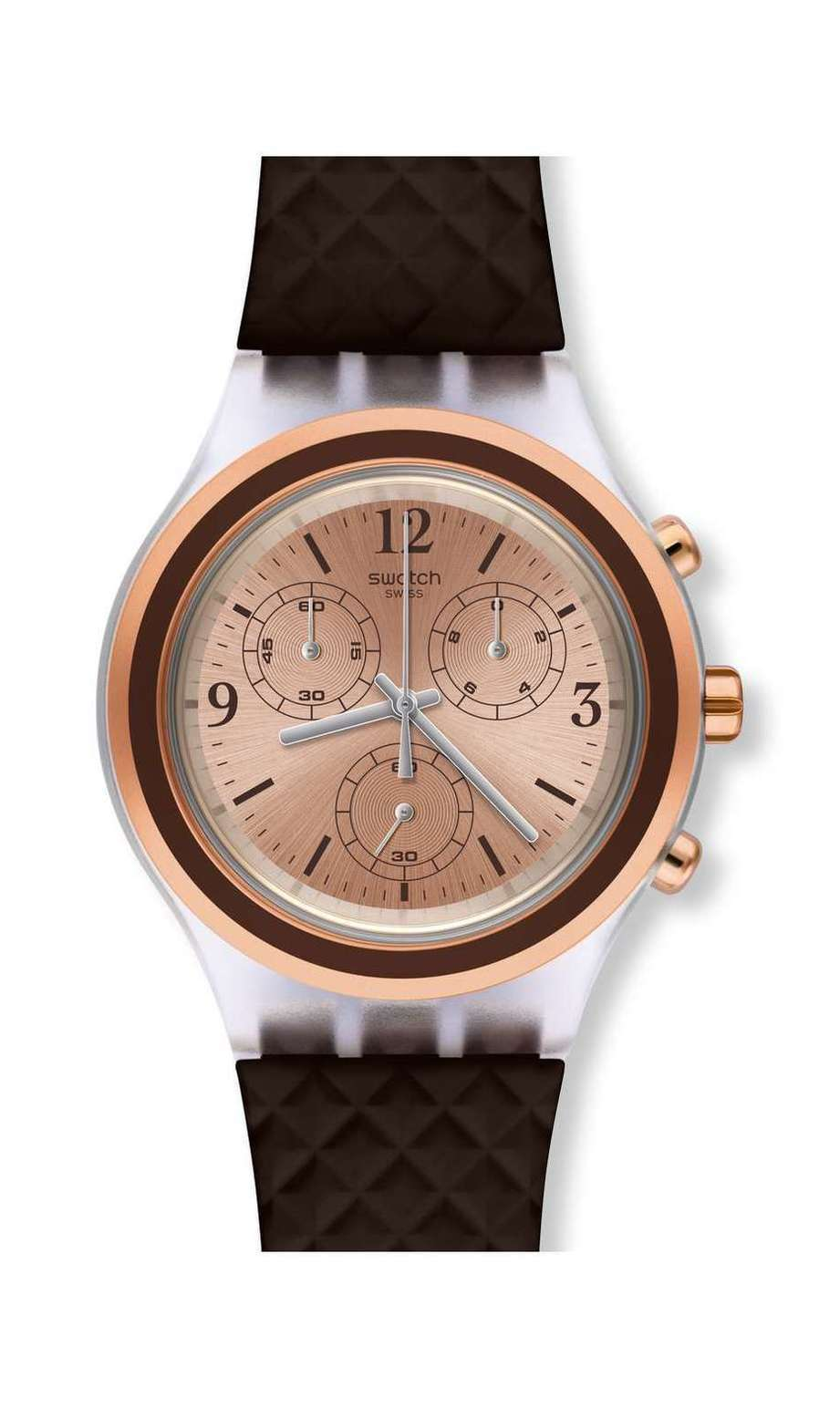 Swatch - ELEBROWN - 1