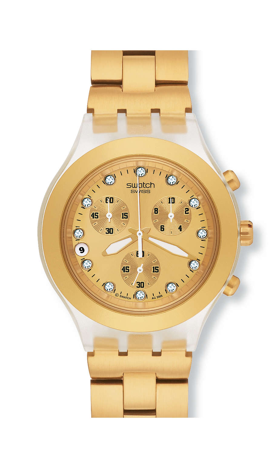 Swatch - FULL-BLOODED - 1