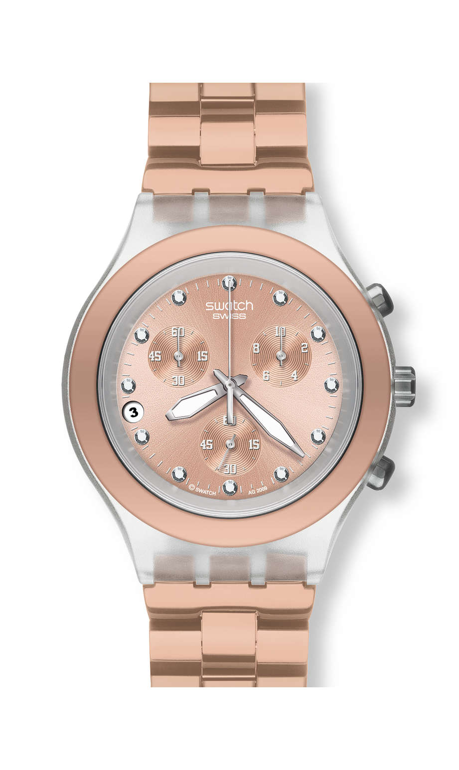Swatch - FULL-BLOODED CARAMEL - 1